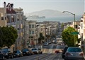 Tram to Alcatraz