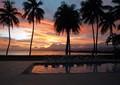 Suva Sunset