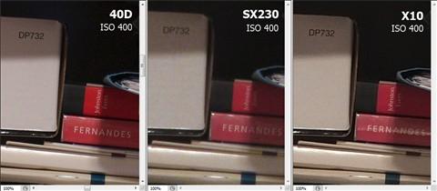 Compare-ISO400