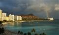 Waikiki Beach - EVIL Rainbow
