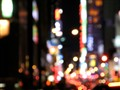 timesqare - out of focus