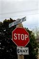 6 Way stop
