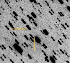 Comet 17P Holmes 2012 Feb 24