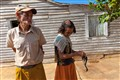 Farmer couple at Pinar del Rio, Cuba
