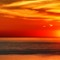 Sunset over sea - 2a