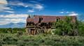 Old Barn in Punta de Agua, NM