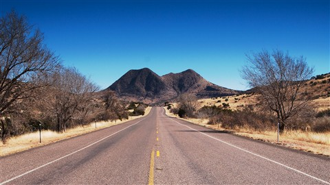 Way to Alpine, SW Texas