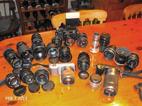 Just love lenses....It's a Sickness