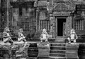 Angkor Black and White