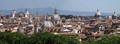 Rome central part view