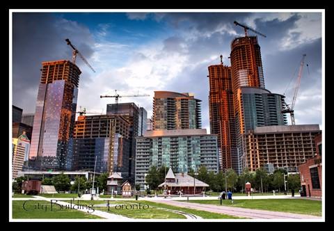 City Building - Toronto
