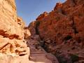 Jordan - Petra,the climb to the monastry