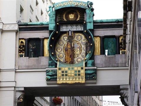 Anchor Clock Vienna Pedagydusz Galleries Digital