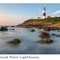Montauk Lighthouse Sunrise