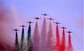 """""""Frecce Tricolori"""" Italy"""