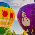 Balloons at Helen, GA.