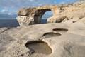 Dwejra Point at Gozo (Malta)