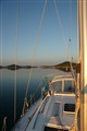 Sunrise in the Kornats