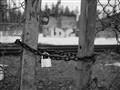 Decrepit gates