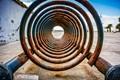 Rusty Spiral