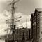 Tall Ship at Gloucester Docks
