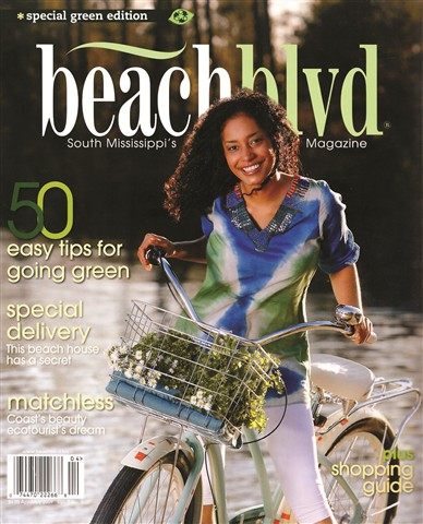 'beachblvd' magazine coverr