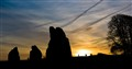 Winter Solstice - Avebury
