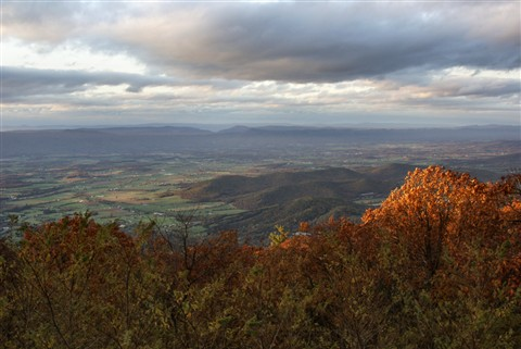 Shenandoah Valley - late PM light