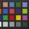 FZ50 Colour Chart - FZ30 inset