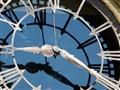 Clock in Italy