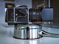 Hasselblad 501C/M with Cfv-50c digital back and CFi 100