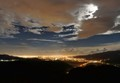Yilan valley by night