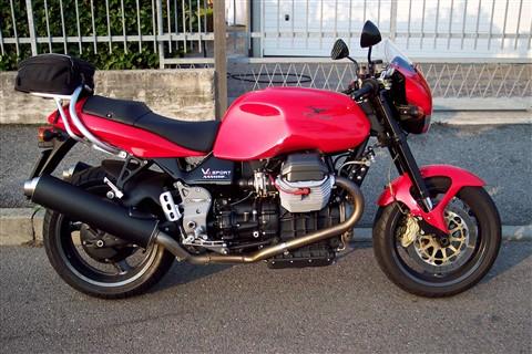 Moto Guzzi V11 Sport Naked 2005