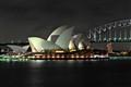 Typically Sydney - Opera House & Harbor Bridge