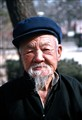 Old man in Beijing