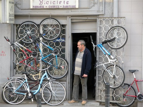 BucharestBicycleShop