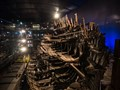 The Mary Rose after 400 years on the seabed