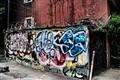 Razor Wire on Grafitti