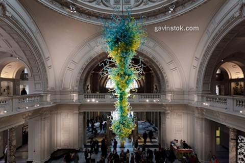 Foyer Museum London : London v a museum foyer gavin stok galleries digital