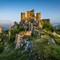 Rocca Calascio in morning light