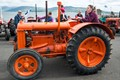 Fordson Tractor at the annual tractor rally on the Isle of Bute on the West Coast of Scotland