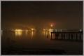 Foggy Night at the Bay
