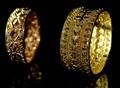 22k Golden Bangles