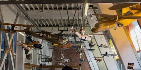 Tillamook Air Museum_8021c