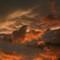 Sunset Storm Clouds: