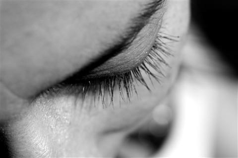 Ana's eye