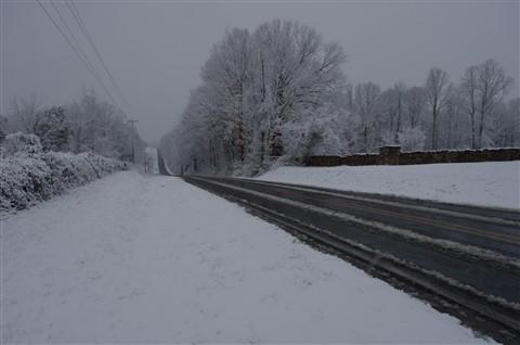 Slushy Road