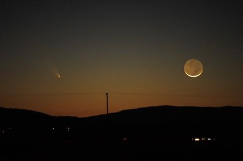 Comet Panstarrs_1577
