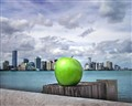 Green Apple Skyline