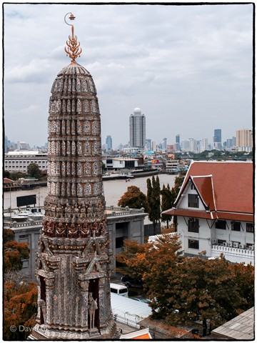 Bangkok - Old and New